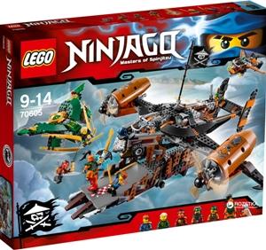 Конструктори Лего із серії Lego Ninjago