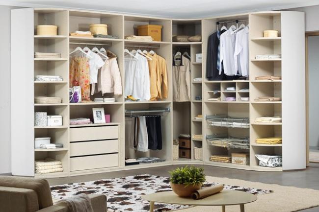 Як вибрати шафу для одягу?