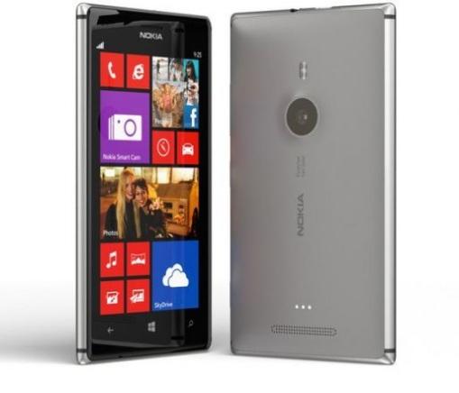 Nokia Lumia 925 доступен для предзаказа в Италии